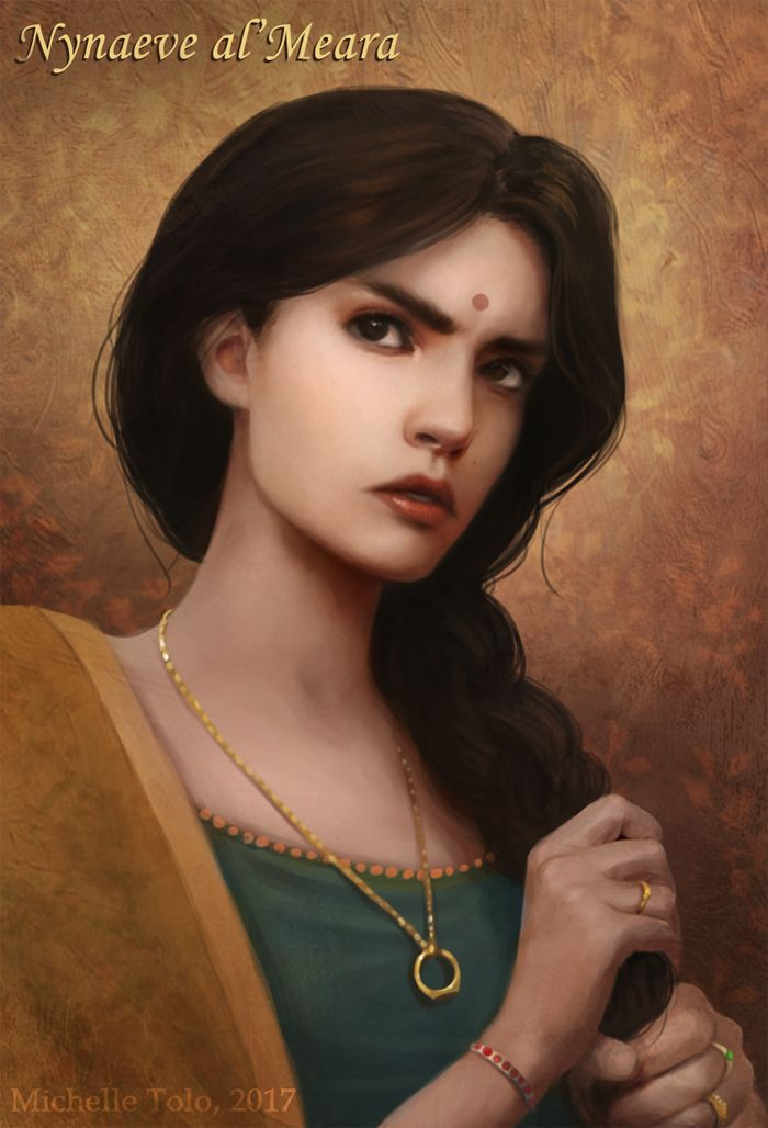 I've decided to start doing some portraits from the Wheel of Time series by Robert Jordan (if you haven't read the series, check it out!), seeing as my previous WoT fan art is terribly outdated, an...