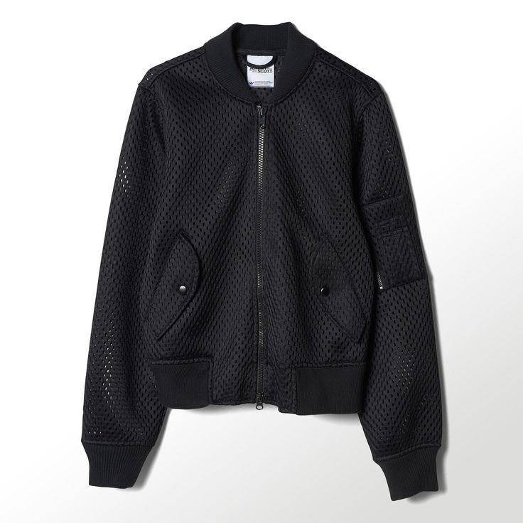 Health Goth // Adidas / adidas - NYC Bomber Jacket