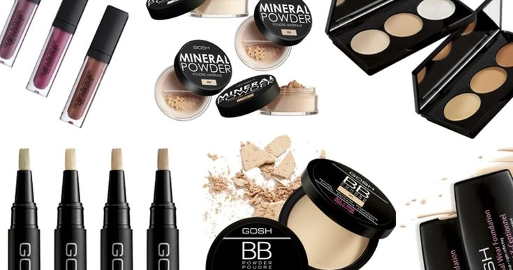 GOSH Cosmetics is certified cruelty-free and although their line of cosmetics is not 100% vegan, they still do offer a wide selection of vegan-friendly products, here�s a complete a list.