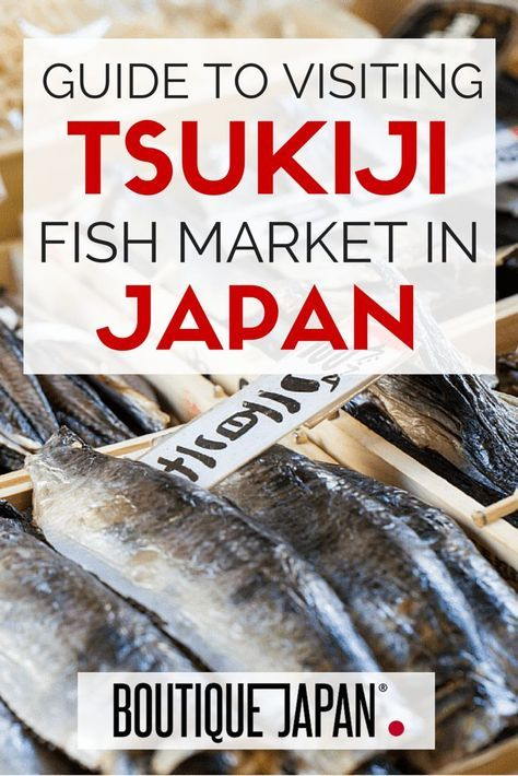 Your guide to visiting Tokyo's Tsukiji Fish Market. Everything from when to…