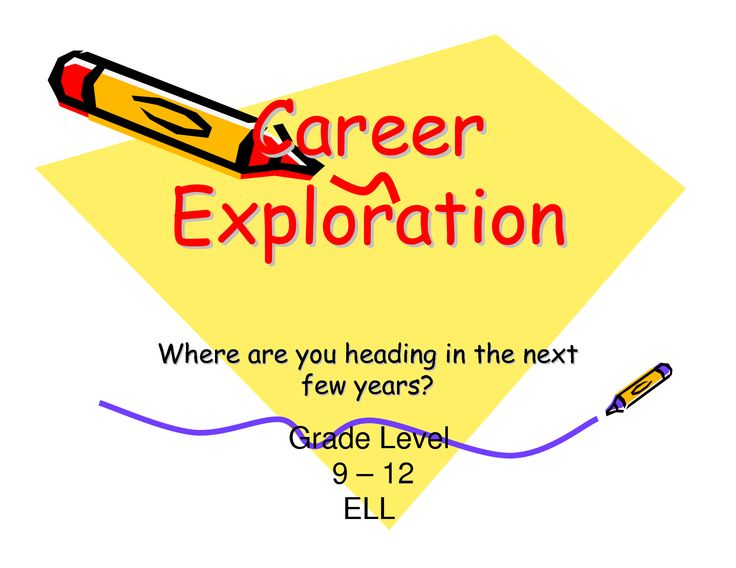 career exploration research paper Career exploration you did on the career zone new york and the us department of labor - bureau of labor statistics websites 2) use the information you collected on your worksheets to write your essay.