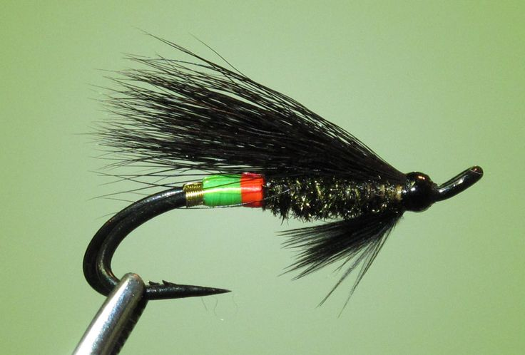 Atlantic Salmon Flies - Restigouche River Lodge | An Atlantic Salmon ...