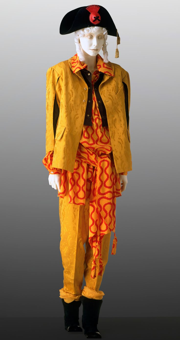 Pirate outfit, Vivienne Westwood, 1981-82.