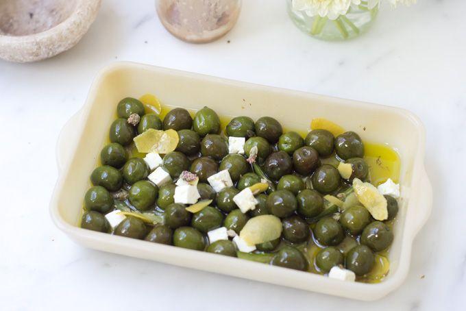 Gin-marinated Olives | 101 Cookbooks