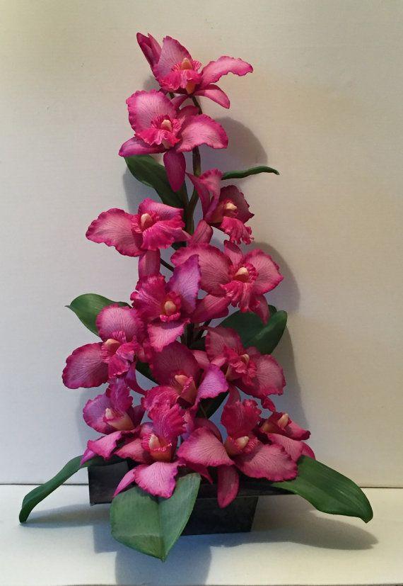 Ideas about orchid flower arrangements on pinterest