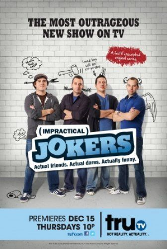 [RR/UL] Impractical Jokers S04E21 Punishment Particular 480p x264-mSD (358MB) Free Obtain