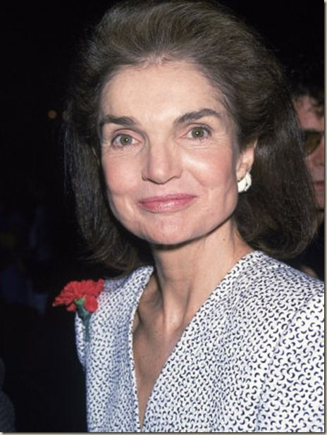 Image result for jacqueline kennedy onassis 1994
