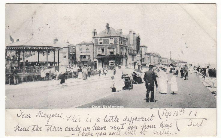 The Esplanade, Deal, 1902