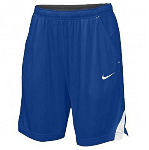 7422bd0ea427 NIKE Women s Stock Coaches 3 Pocket Short Royal Blue