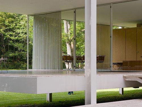 Best 25 Farnsworth house ideas on Pinterest