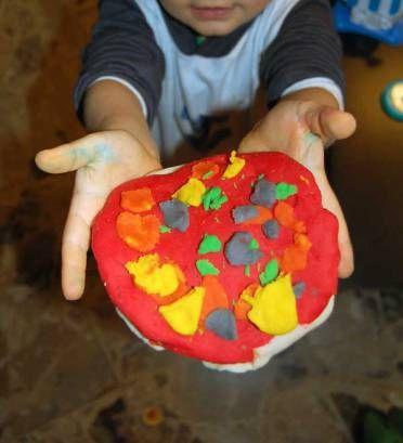 Pasta di Sale: per sperimentare, creare ed sviluppare la creatività dei più piccoli!