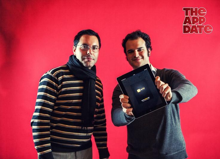 La 25ª edición de The App Date. MyTaxi fue otra de las aplicaciones que visitó el evento del mes de febrero.