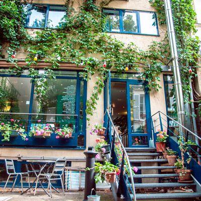 Hôtel écologique à Paris