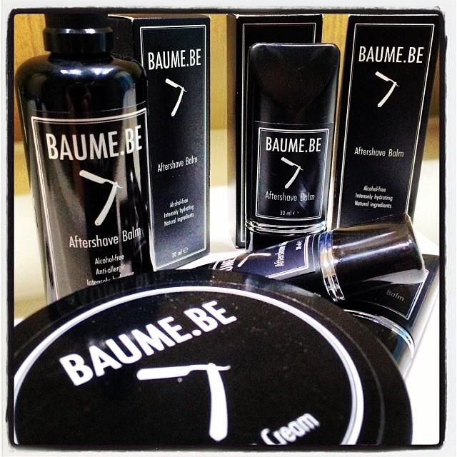 Baume.Be is the only full shaving line devoted to sensitive skin! Luxury products for a luxury shaving experience!#aftershavebalm #shavingcream #shavingtime #sensitiveskin #shaving #shavingculture #shavingproducts