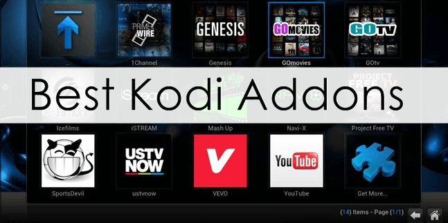 Kodi is an excellent piece of software. It is a complete media center capable of taking care of your complete media playback. Kodi syncs your local videos, movies, TV shows and other things in order to get posters, as well as complete description and rating. The interface is very intuitive... http://indytags.com/top-10-best-kodi-addons-2017/