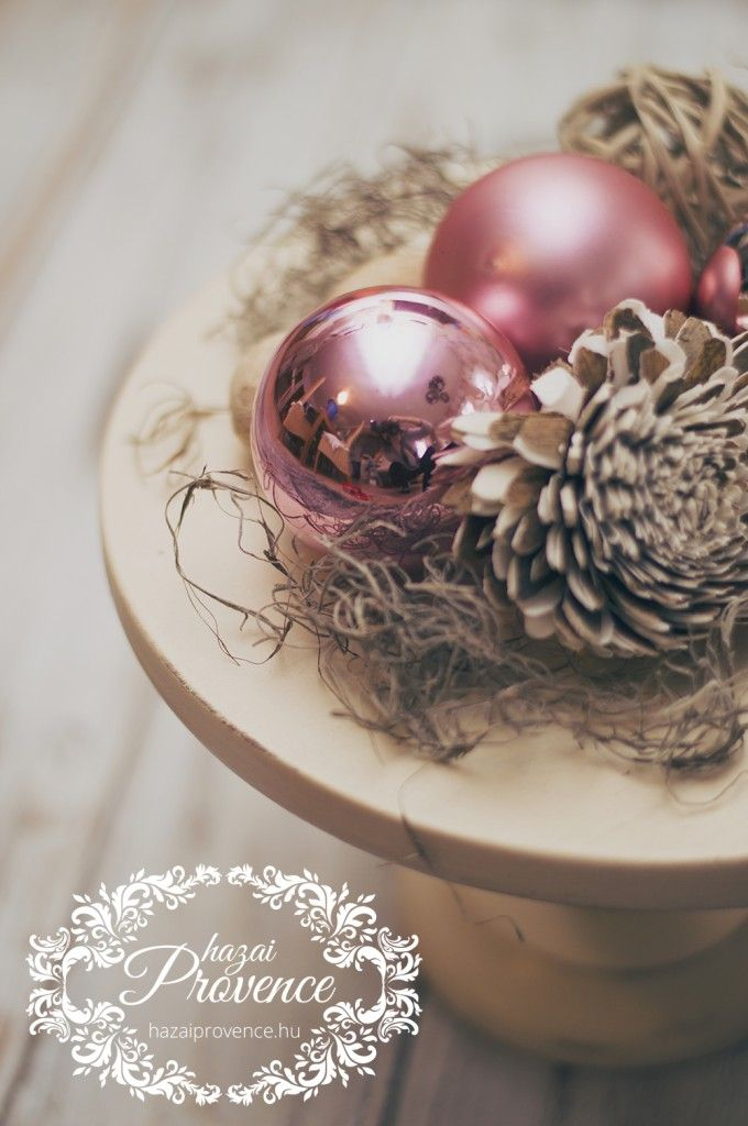 Rusztikus karácsonyi pillanatképek