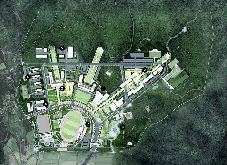 ARCH2O-Korea National Police University-H Architecture-07 - Arch2O.com