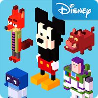 Disney Crossy Road 1.000.6462 MOD APK Arcade Games