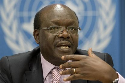 UN confirms Kenyas Mukhisa Kituyi as Secretary-General UNCTAD