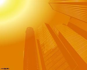 Plantilla PowerPoint de Edificios                                                                                                                                                                                 Más