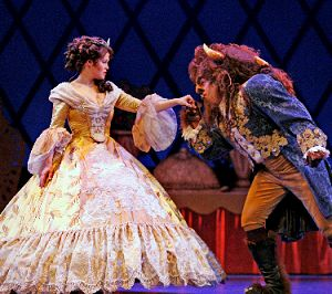 Catch the Beauty and the Beast musical at ASU Gammage, April 9-14th.