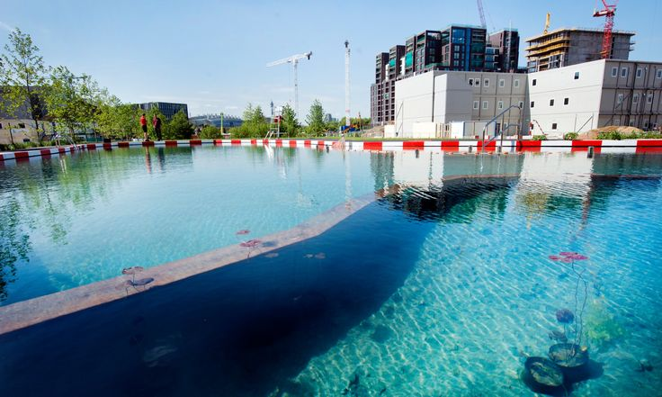 King's Cross Pond Club – so excited for going for a swim here!