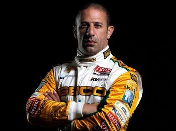 Indy Driver - Tony Kanaan