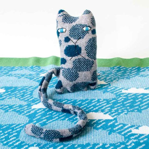 Smokey Cat Soft Toy | Omoi Zakka Shop