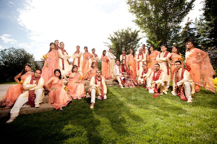 wedding photography with large bridal party - Google Search