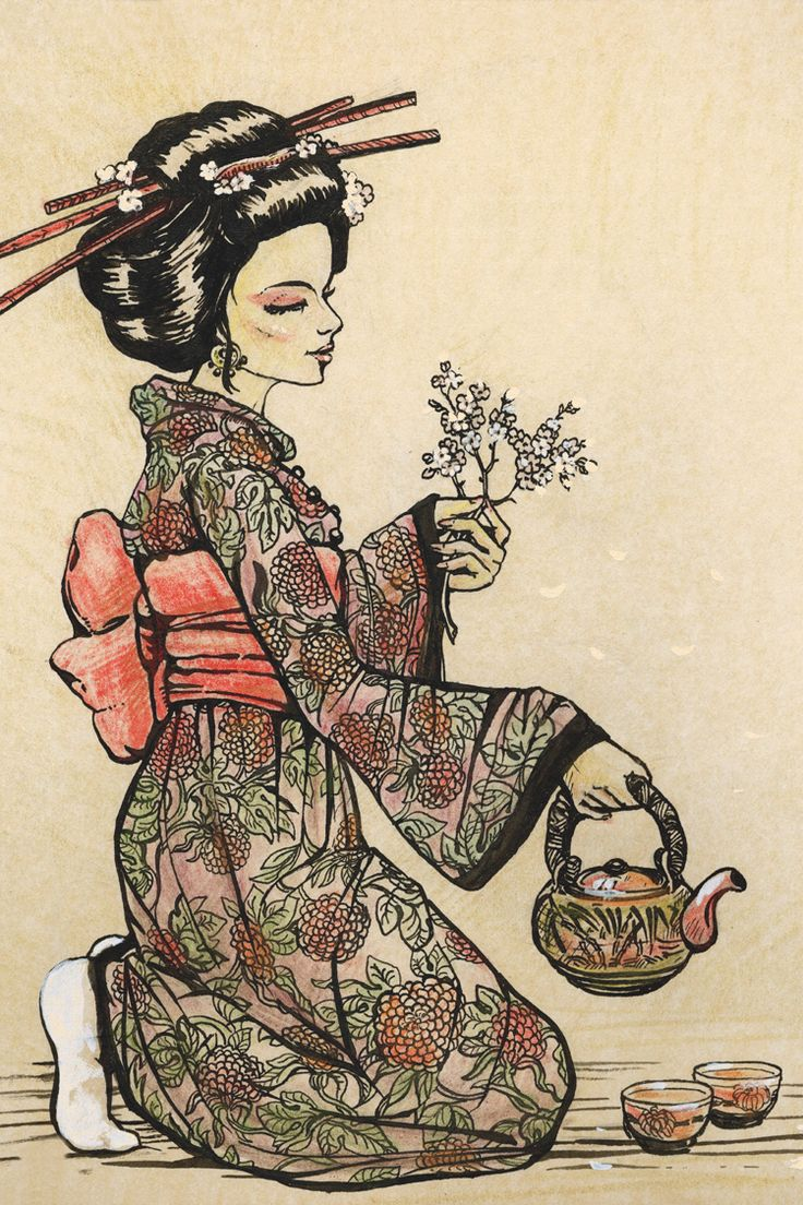 Takashi murakami sun flowers and contemporary art uniqlog - Portrait Poster Canvas Painting Japanese Traditional Art Scenery Print Courtersan Geisa Beauty Portrait Of Waitress Pictures