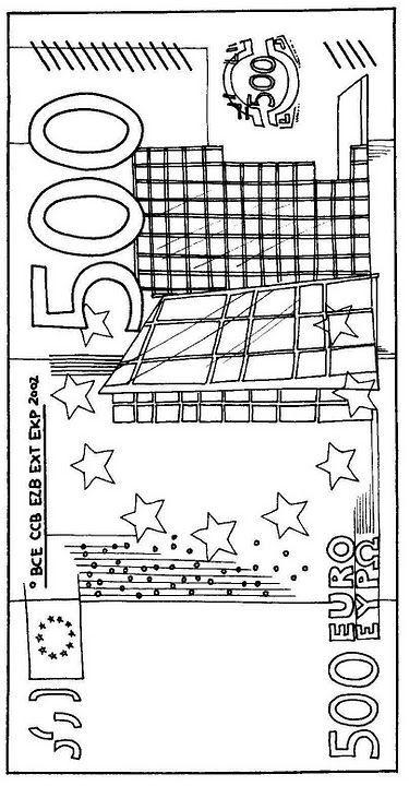 Print je eigen euro's voor een Wie is de Mol feestje