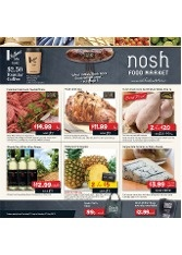 Nosh Food Market Catalogue: What Makes Black Rock Sausages So Great