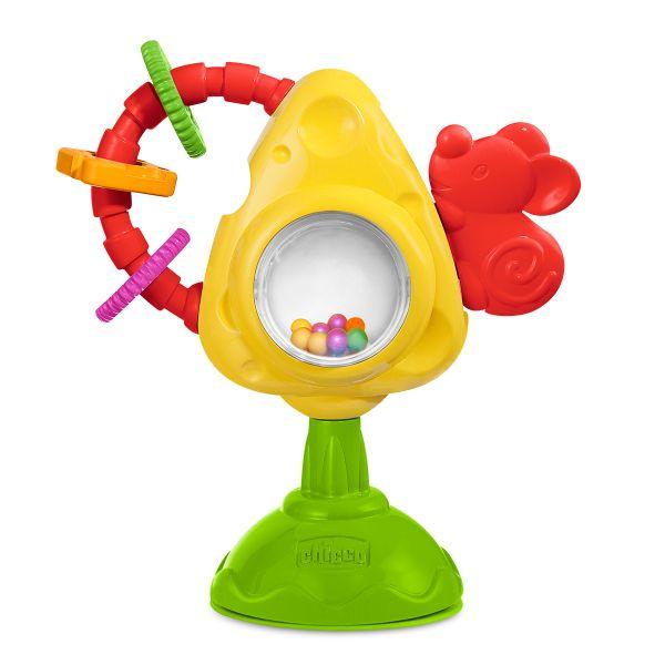 Zabawki dla niemowląt od Chicco