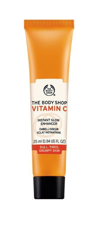 Nowość! Vitamin C Instatn Glow Enchancer nadaje skórze zdrowy, naturalny odcień oraz pozostawia ją miękką i gładką. Użyj go jako ostatniego kroku w swojej codziennej pielęgnacji skóry i ciesz się jej świeżym wyglądem przez cały dzień!