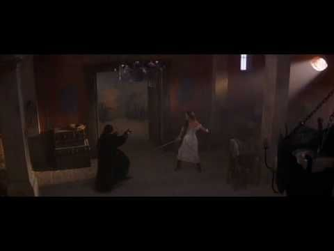 "Want some fun character chemistry? Watch this :) ""The Duel"" from the Mask of Zorro ~ fencing, dancing, whatever :-}"