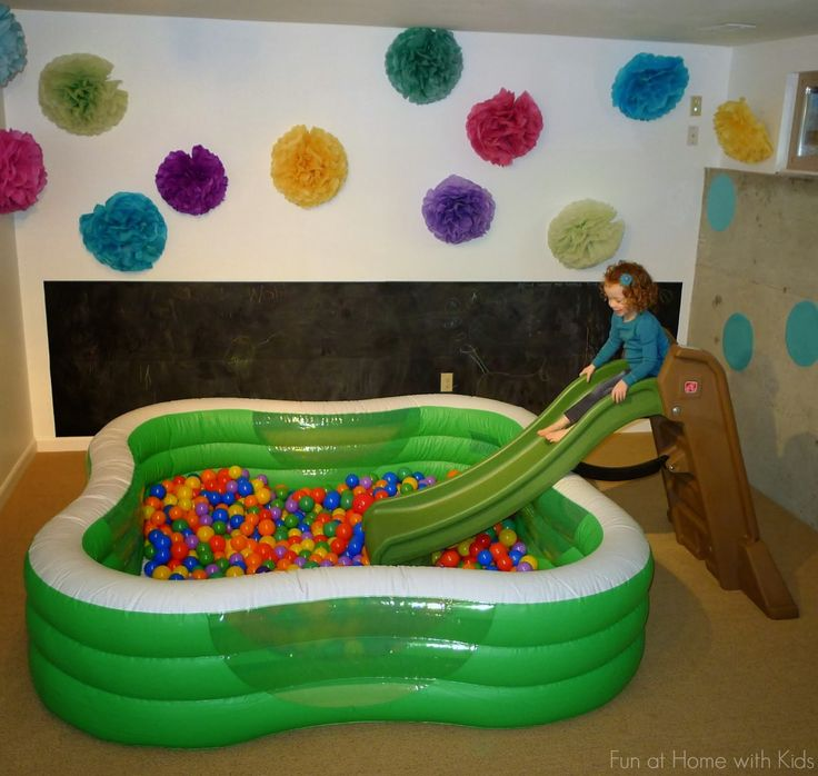 Best 25+ Ball pits ideas only on Pinterest | Toddler playroom ...