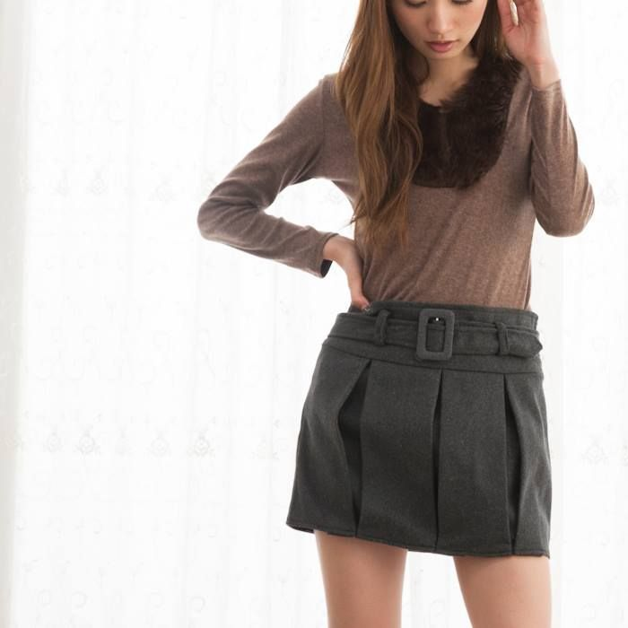 The skirt is the second oldest piece of clothing, outdated only by the loincloth. #FashionFact #Trivia #wowfacts