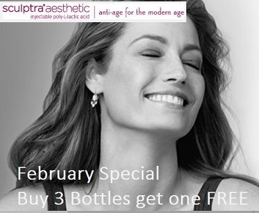 Sculptra Monthly Special - The Derm Centre Winnipeg, this month's special Sculptra. Visit http://thedc.ca for more info. We also specialize in popular cosmetic procedures for Botox, Juvederm, Selphyl, Restylane. Come see us for a free consultation.