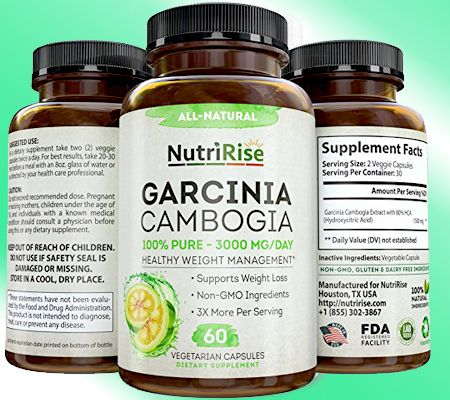 Best Pure Garcinia Cambogia Pills 2019 Product Reviews