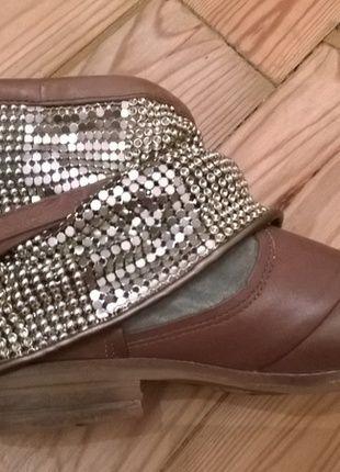 A vendre sur #vintedfrance ! http://www.vinted.fr/chaussures-femmes/bottes-and-bottines/16859052-bunker-marrons-cote-de-maille