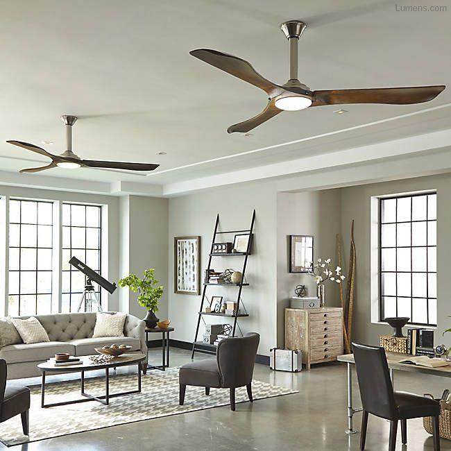 Minimalist Max Ceiling Fan In 2020 Living Room Ceiling Fan Home