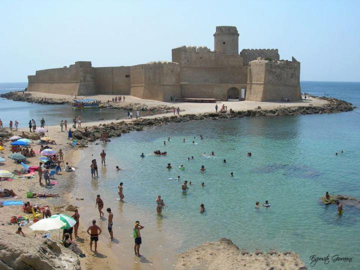 Le Castella Calabria