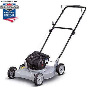 "Murray 20"" Gas-Powered Lawn Mower $144"