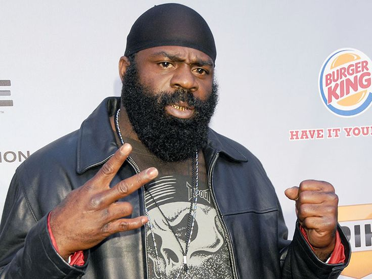 Professional Fighter Kimbo Slice Dead at 42