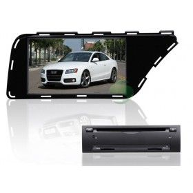 Android Audi A5 Right Hand(2008-2013) head unit DVD player GPS navigation system with 3G Wifi Bluetooth TV-5