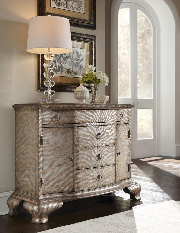 Accentrics Home By Pulaski Furniture Dresser/Console