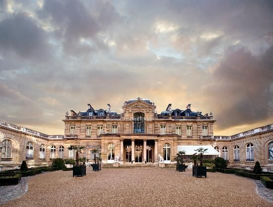 Photo of Musee Jacquemart-Andre.      Open even on holidays