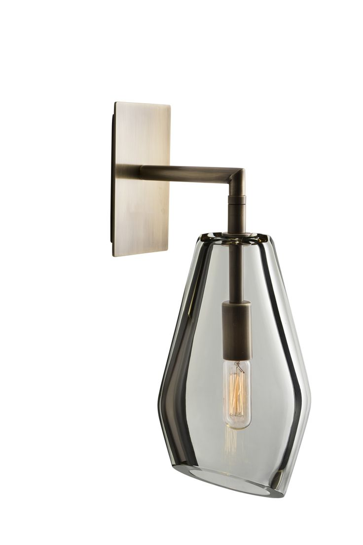 Chloe loft industrial 2 light oil rubbed bronze wall sconce free - Buy Muse Sconce By Zia Priven Made To Order Designer Lighting From