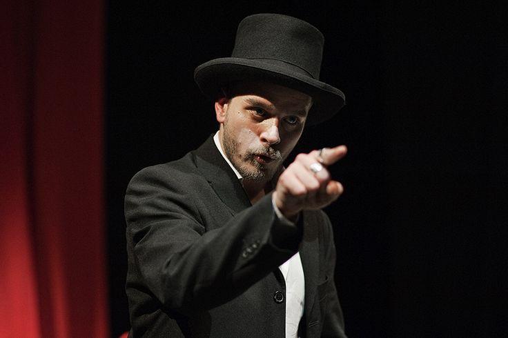 Arturo Muselli as Horatius - WPML