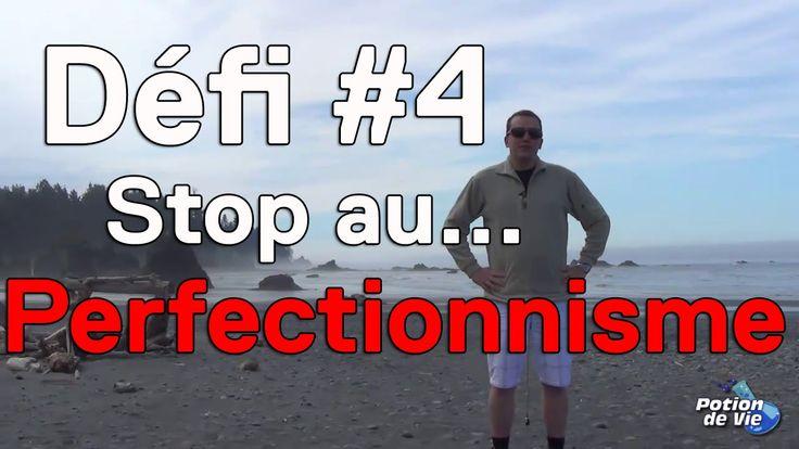 Devenez plus intelligent #4 Comment vaincre le perfectionnisme